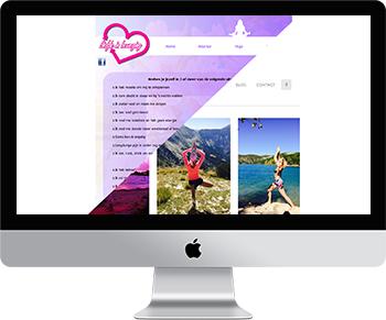 Website vernieuwing voor en na