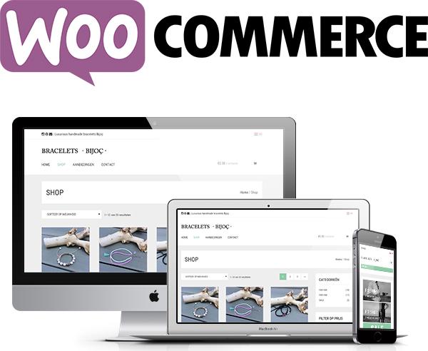 Webwinkel Woocommerce