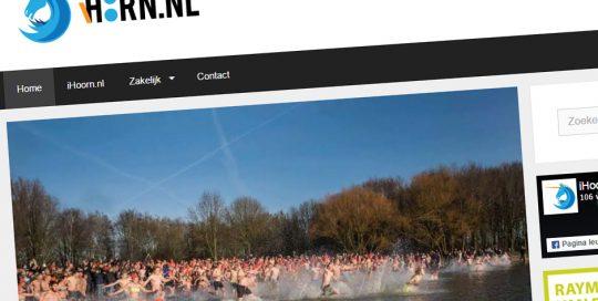 Website van iHoorn.nl