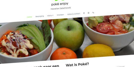 Website Poké Enjoy